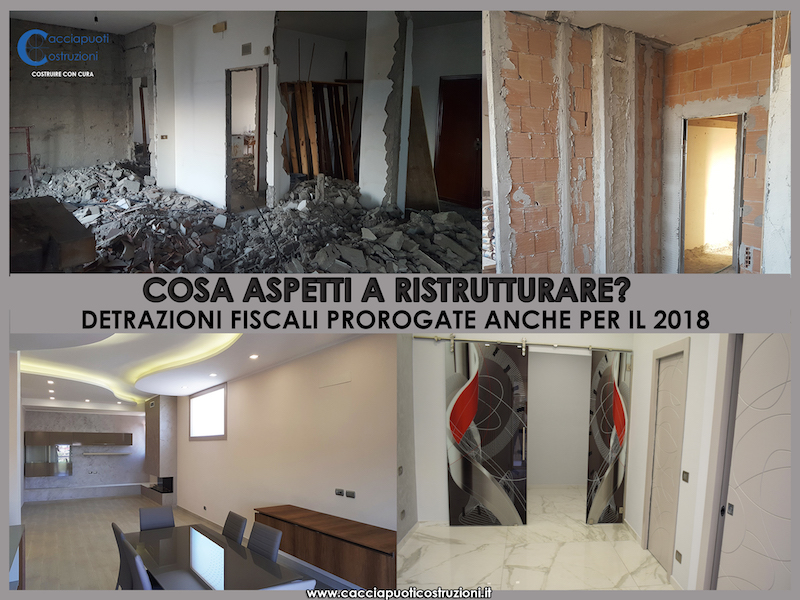 Impresa edile aversa cacciapuoti costruzioni - Ristrutturazione casa 2018 ...